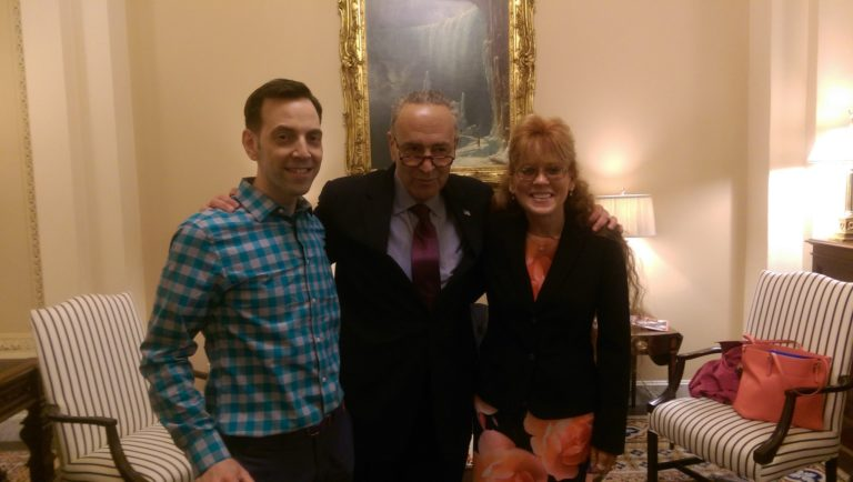 Meeting With Leader Schumer